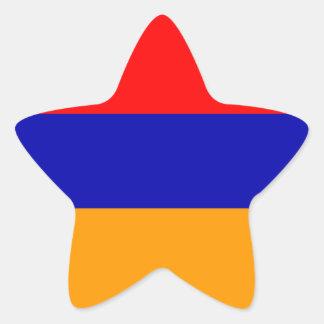 Armenia Flag Sticker