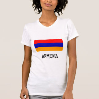Armenia Flag T-Shirt
