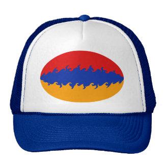 Armenia Gnarly Flag Hat