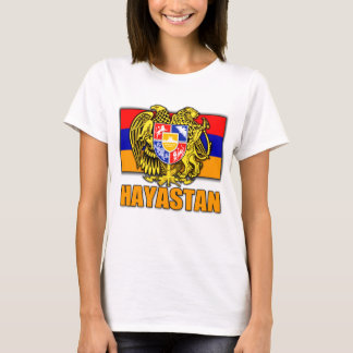 Armenia Hayastan Coat of Arms T-Shirt