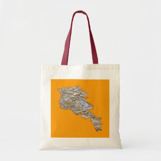 Armenia Map Bag