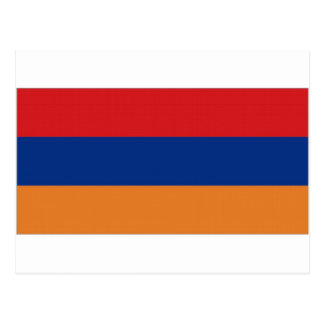 Armenia National Flag Postcard