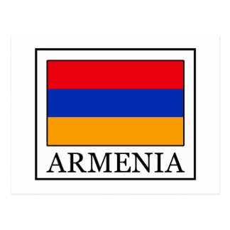 Armenia Postcard