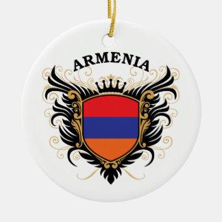 Armenia Round Ceramic Decoration