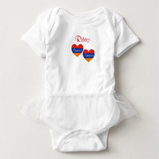 Armenian Baby | Tutu | Body Suit |