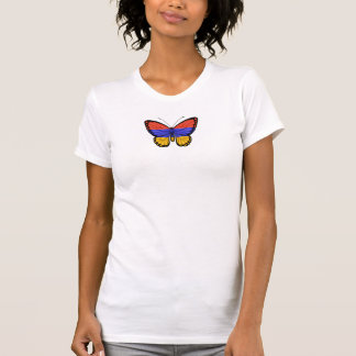Armenian Butterfly Flag T-Shirt