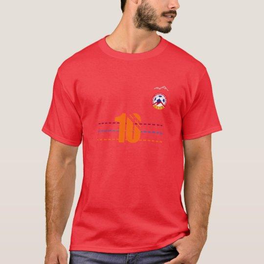 Armenian Custom Soccer T-shirt