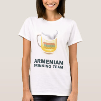 Armenian Drinking Team T-Shirt