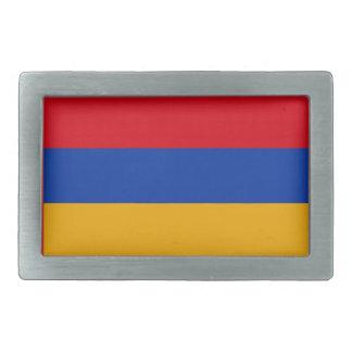Armenian Flag Belt Buckle