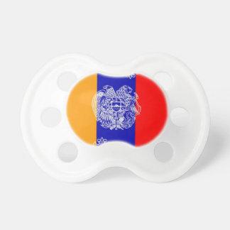 Armenian Flag & Coat of Arms Dummy