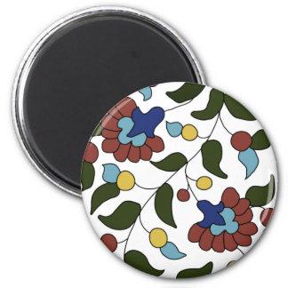 Armenian Floral Pattern Fridge Magnets