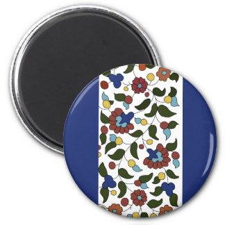 Armenian Floral Pattern Refrigerator Magnet