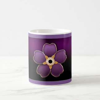 Armenian Forget me not Flower Mug 4