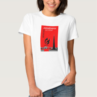 Armenian Genocide - 100 Years T-shirts