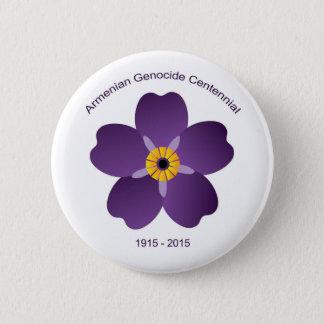 Armenian Genocide Centennial Button