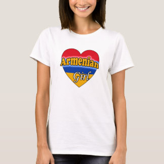 Armenian Girl T-Shirt