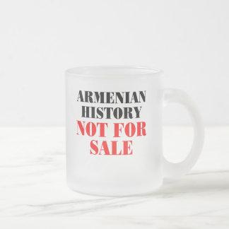 Armenian history: Not for sale Coffee Mugs