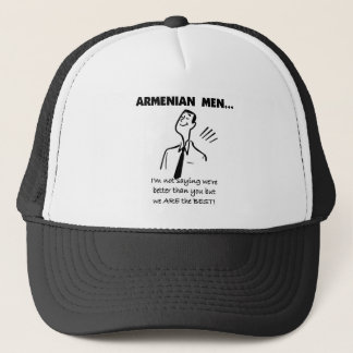 Armenian Men Trucker Hat