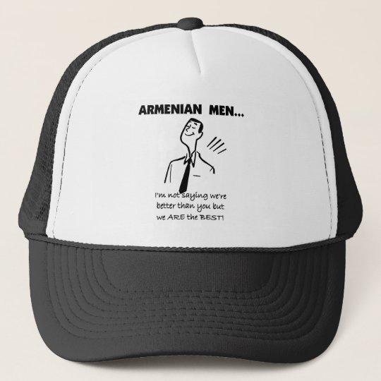 Armenian Men Trucker Hat