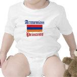 Armenian Princess Baby Bodysuits