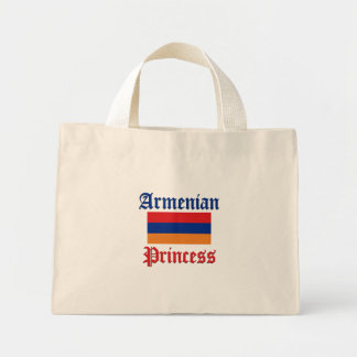 Armenian Princess Mini Tote Bag