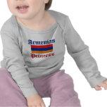 Armenian Princess T Shirts