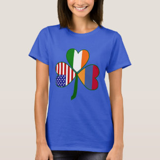 Armenian Shamrock Flag T-Shirt