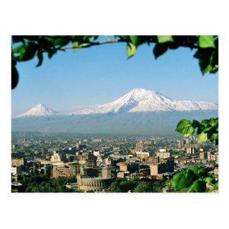ArmenianCity Yerevan Postcard