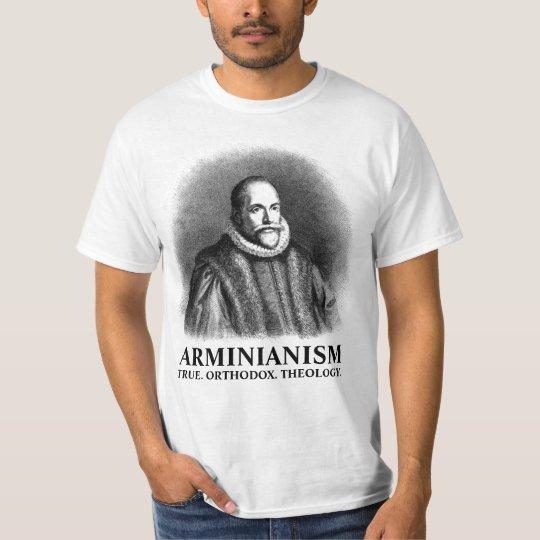 ARMINIANISM, TRUE. ORTHODOX. THEOLOGY. T-Shirt