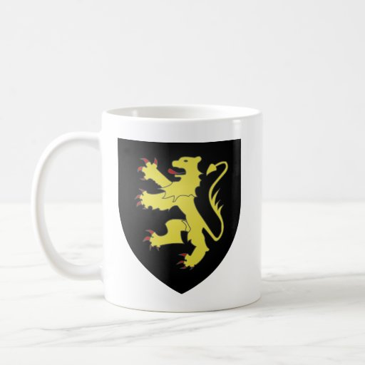 Armoiries Brabant, Belgium Coffee Mug