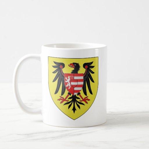 Armoiries empereur Albert II, Hungary Mug