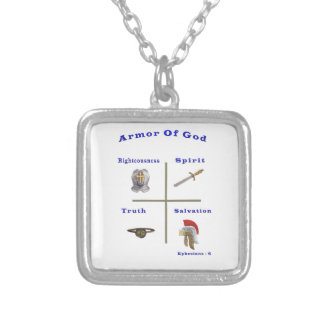 Armor of God products Personalized Necklace
