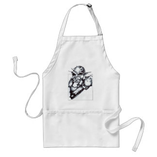 Armored Orc Adult Apron