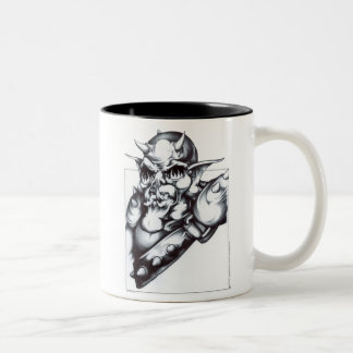 Armored Orc Mugs