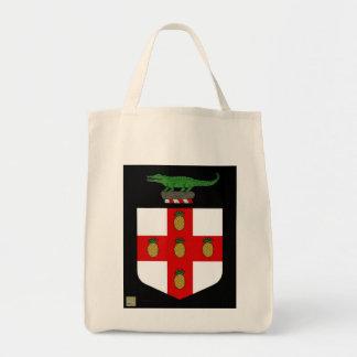 Armorial Canvas Bag
