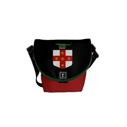Armorial Commuter Bag