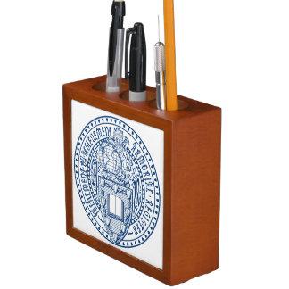 Armorial Register Seal Desk Tidy Desk Organiser