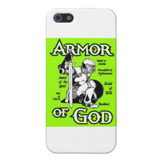 ArmorOfGod Cover For iPhone 5/5S