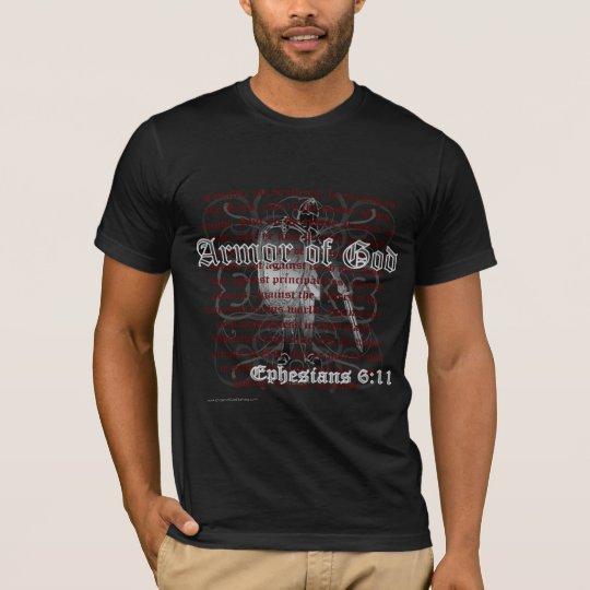 Armour of God Christian Mens/Unisex T-Shirts