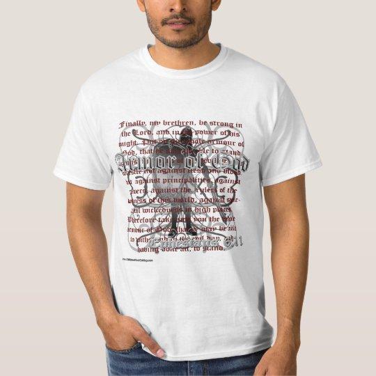 Armour of God Christian T-shirt, Christian Bible T-Shirt