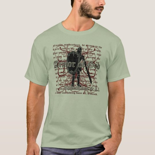 Armour of God Christian T-Shirts