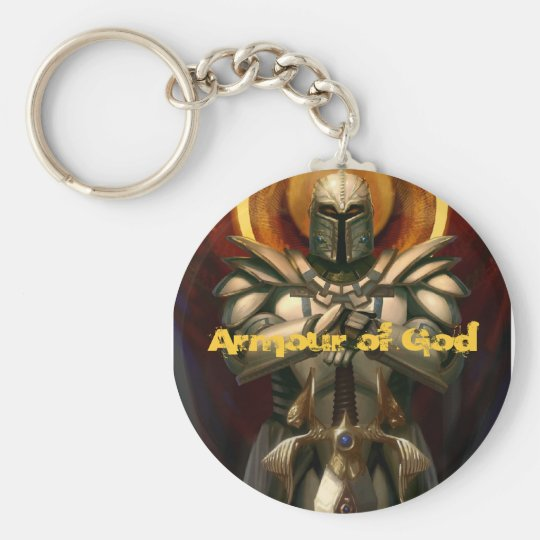 Armour of God Key Ring