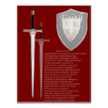 Armour of God large format poster