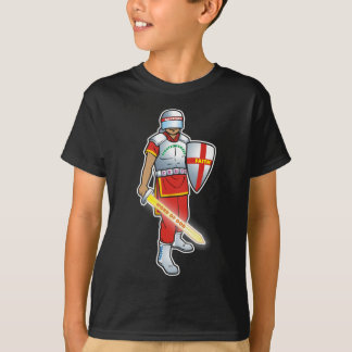Armour of God (light brown skin) T-Shirt