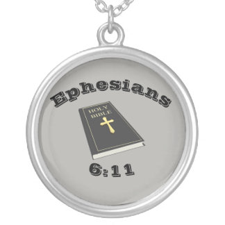 Armour of God Necklace w/Bible