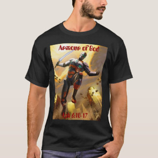 Armour of God- The Future T-Shirt