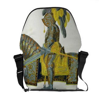 Armour worn by Electorate Christian I, plate from Messenger Bag