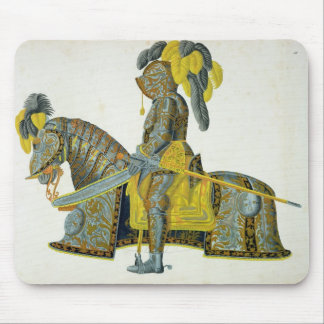 Armour worn by Electorate Christian I, plate from Mouse Mat