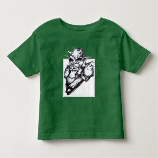 Armoured Orc Toddler T-Shirt