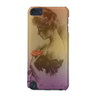Armour's Harrison Fisher Girl iPod Touch (5th Generation) Case